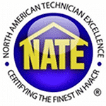 NATE - North American Technician Excellence Certification Logo